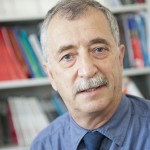 Physical therapy professor Alexander Aruin