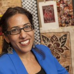 Nadine Naber, associate professor of gender & women's studies and Asian American studies
