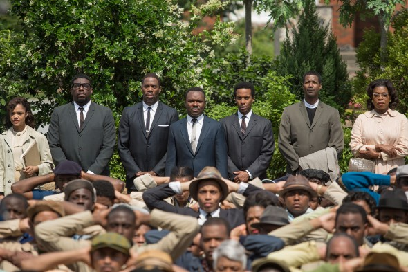 "Scene from film ""Selma"""