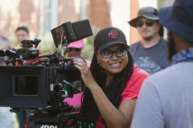Selma director and executive producer Ava DuVernay