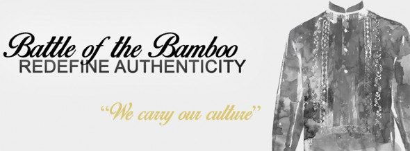 Battle of the Bamboo banner