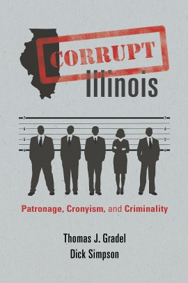 "Book cover of ""Corrupt Illinois"""
