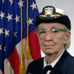 Commodore Grace M. Hopper, USN.