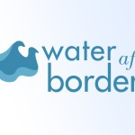 Water after Borders logo