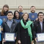 Winners of the EPA Campus RainWorks Challenge