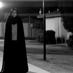 "Photo from film ""A Girl Walks Home Alone at Night"""
