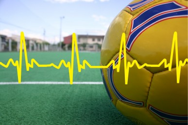 Soccer CPR event
