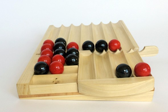 Newton's Marbles game