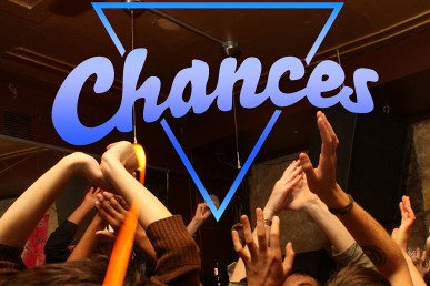 Chances Dances logo
