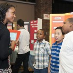 Urban Health Program Early Outreach Science Fair