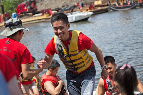 UIC Pyro Paddlers, Dragon Boat Races