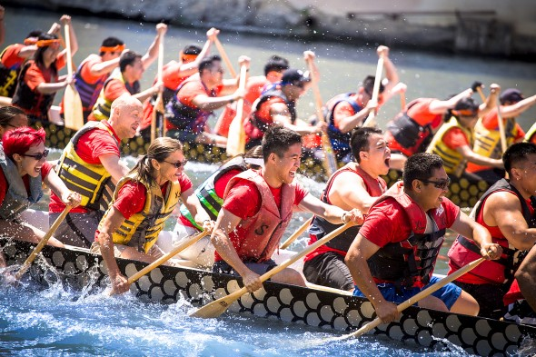 2015 Dragon Boat Race