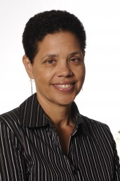 Nadine Peacock, associate professor of community health sciences in the UIC School of Public Health.