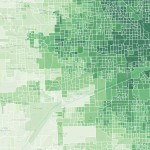 Metropolitan Chicago Accessibility Explorer map