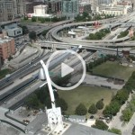Live streaming of Byrne Interchange project