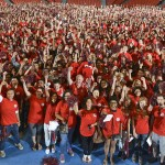 UIC class of 2019 group photo at Convocation