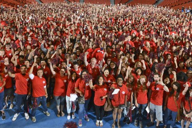 UIC Class of 2019 at convocation