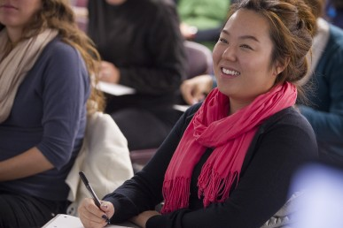 Asian American and Pacific Islander undergraduate students