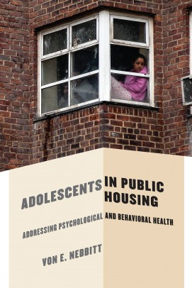 A new book hopes to bring to light the mental health status and health-risk behaviors of African American youth living in public housing.