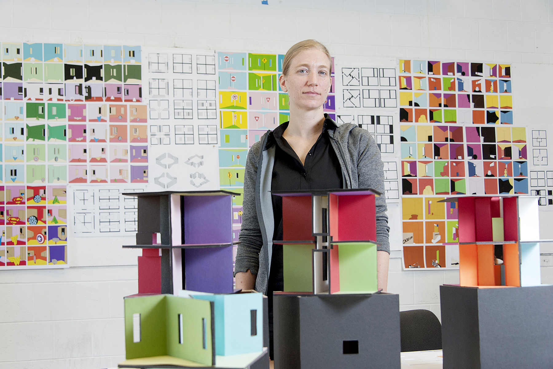 A career turn to architecture from math, art | UIC Today