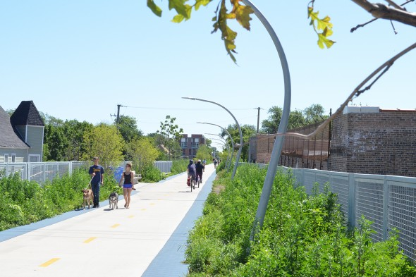 Bloomingdale Trail - The 606