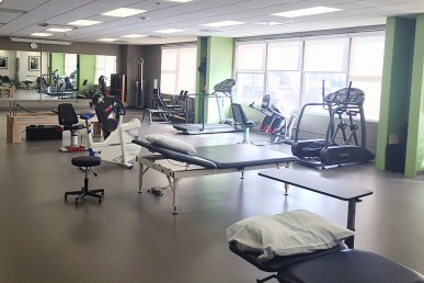 Physical Therapy Faculty Practice clinic