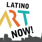 Latino Art Now logo