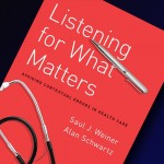 Listening for What Matters book cover
