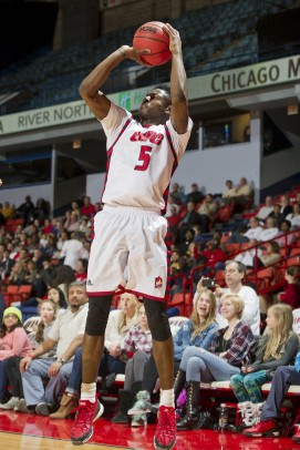 Michael Kolawole; men's basketball