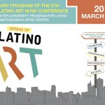 Spring of Latino Art poster