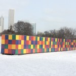 """Artists Monument"" by Tony Tasset"