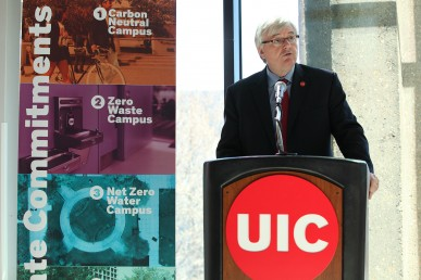 UIC Climate Commitments