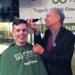 Head shaving; St. Baldricks