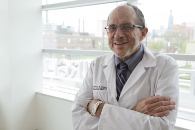 Victor Gordeuk; Sickle Cell Center; professor of medicine