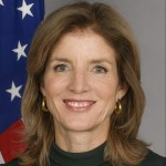 Caroline Kennedy, U.S. Ambassador to Japan