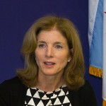 Caroline Kennedy; Evan Ryan