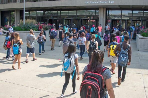 UIC Student Center East