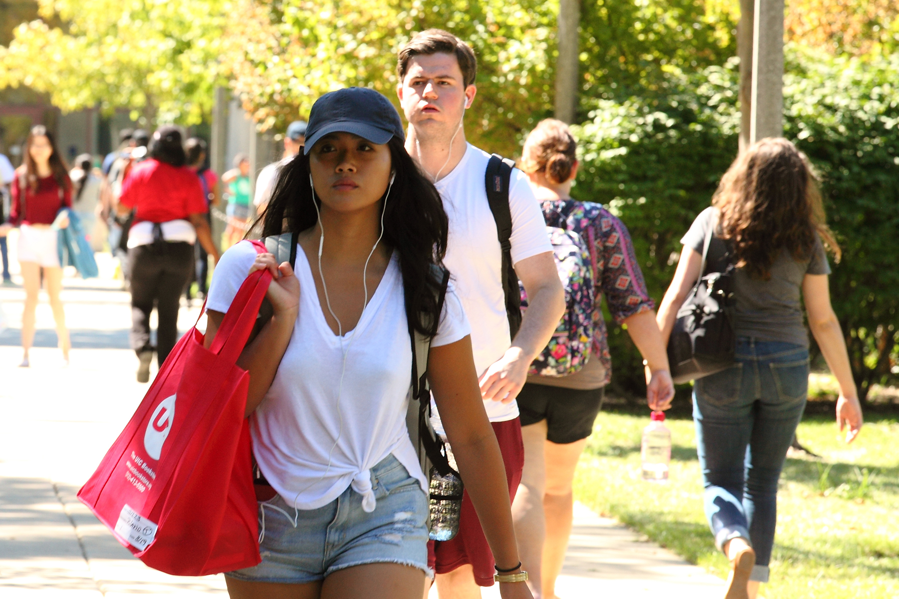 Minot State University shows rise in fall enrollment