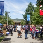 Involvement Fair; student organizations