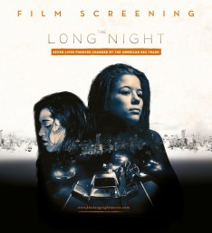 movie poster for The Long Night