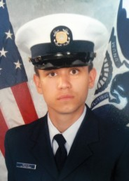 Andres Nepalis; student veteran of the month