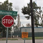pollution; middle class African American communities