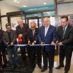 Pilsen clinic ribbon cutting