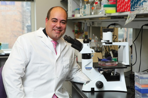 Marcelo Bonini; Researcher of the Year