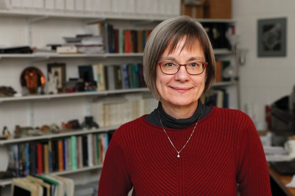 Kathryn L. Nagy; Researcher of the Year