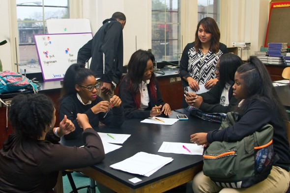 SEEEC Program, North Lawndale College Prep