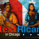MexiRicans in Chicago artwork
