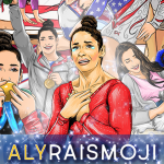 promotional image for Alyraismoji app