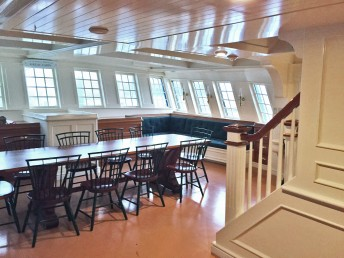 Oliver Hazard Perry meeting room