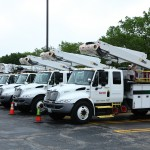 ComEd vehicles